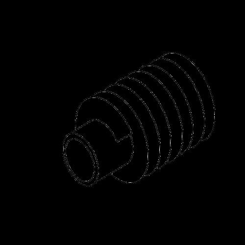 helical finned tube